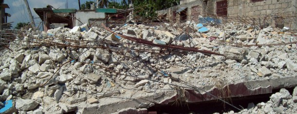 Riverside builder awed by devastation in Haiti